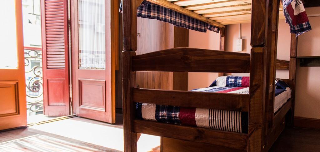 B4 - Habitación para ocho personas