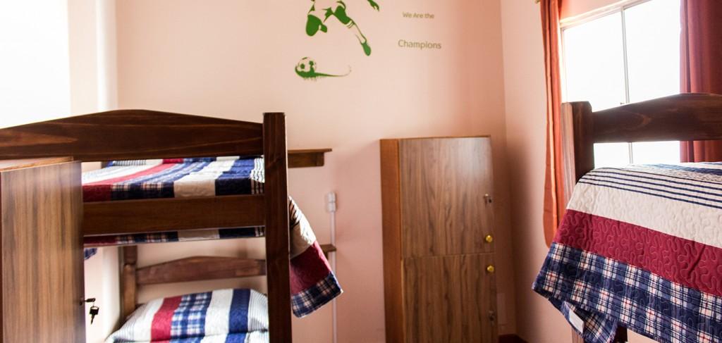A4 - Habitación para cuatro